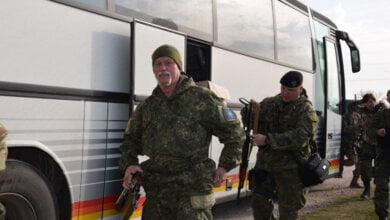Николаевский спецназ провел ротацию бойцов в зоне АТО (Видео) | Корабелов.ИНФО image 1
