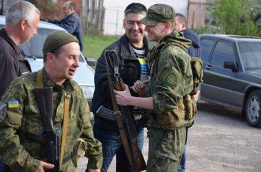 Николаевский спецназ провел ротацию бойцов в зоне АТО (Видео)   Корабелов.ИНФО image 2