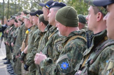 Николаевский спецназ провел ротацию бойцов в зоне АТО (Видео)   Корабелов.ИНФО image 4