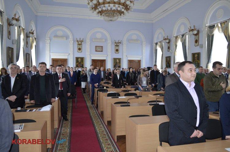 Photo of Не прошло и месяца: Сенкевич вновь созвал «земельную» сессию Николаевского горсовета