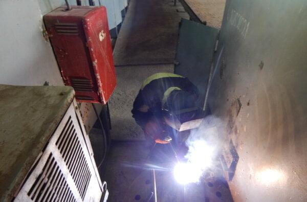 Повелителі вогню та металу: на базі ВПУС у Корабельному відбувся обласний етап конкурсу електрогазозварників (ВІДЕО) | Корабелов.ИНФО image 13