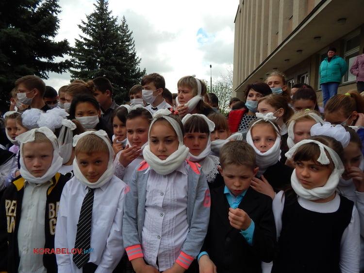 День цивільного захисту у школі №47