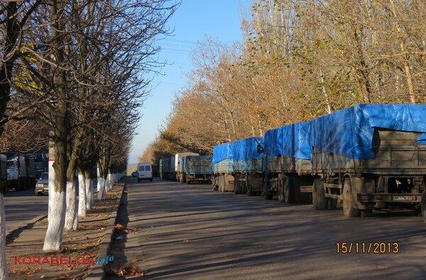 На проспекте Корабелов больше не будет грузовиков - сообщает горсовет   Корабелов.ИНФО image 2