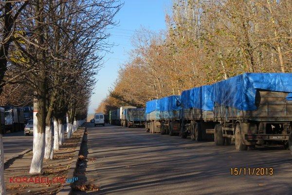 Photo of Исполком запретил движение большегрузного транспорта в Николаеве в «часы пик»