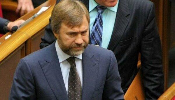 Петиция о сомнительной законности предоставления Новинскому украинского гражданства набрала больше 25 тыс. голосов   Корабелов.ИНФО