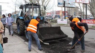 В Миколаєві визначили дороги для першочергового ремонту. Серед них - з'їзд з Широкобальського мосту | Корабелов.ИНФО