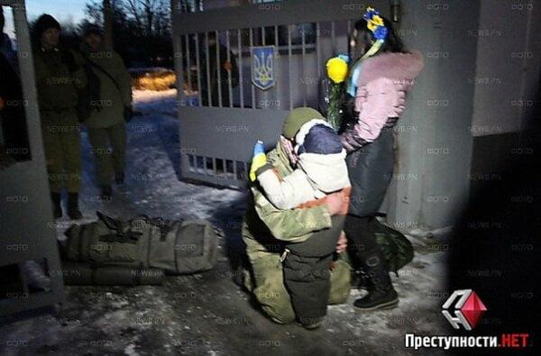 У п'ятницю, 8 квітня, з АТО повертаються миколаївські десантники | Корабелов.ИНФО