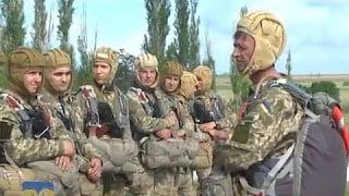 Впервые за два года: учения по массовому десантированию для николаевских бойцов (ВИДЕО) | Корабелов.ИНФО