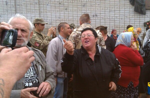 Несмотря на скандалы и провокации, жители села Лиманы проголосовали за строительство церкви Киевского патриархата | Корабелов.ИНФО image 1