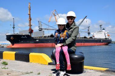 День семьи на «Ника-Тере»: экскурсия по предприятию, морские соревнования и клад с призами   Корабелов.ИНФО image 4