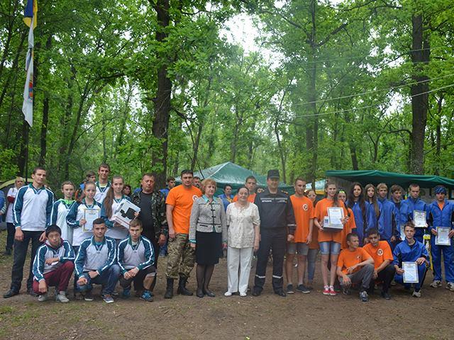 Команда Жовтневого района выиграла областные сборы-соревнования «Школа безопасности» | Корабелов.ИНФО image 5