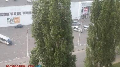 "Стоянка у ""ЭКО-маркета"" по ул. Океановской (Артема)"