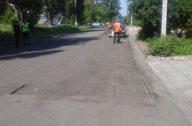 В Корабельном районе ремонтируют дороги | Корабелов.ИНФО image 1