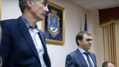 Активисты кричали «Ганьба» нардепу Жолобецкому, не дав высказаться | Корабелов.ИНФО