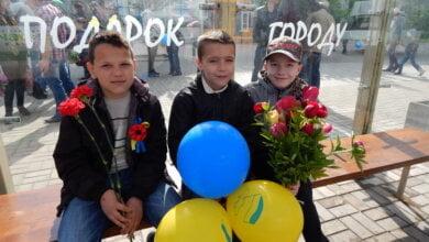 """""""Ми хочемо без воїн жити!"""" - в Корабельном районе отметили День памяти (ВИДЕО)   Корабелов.ИНФО image 12"""