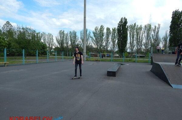 «Качество оставляет желать лучшего», - юные посетители скейт-парка в Корабельном недовольны его «заброшенностью» (ВИДЕО)   Корабелов.ИНФО image 2