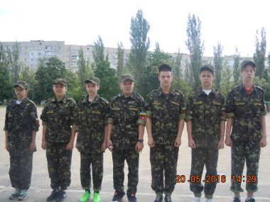Школьники Корабельного района состязались в игре «Сокіл-Джура» | Корабелов.ИНФО image 12