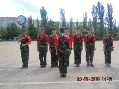 Школьники Корабельного района состязались в игре «Сокіл-Джура» | Корабелов.ИНФО image 13