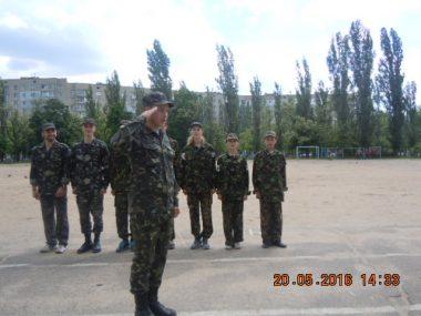 Школьники Корабельного района состязались в игре «Сокіл-Джура» | Корабелов.ИНФО image 14