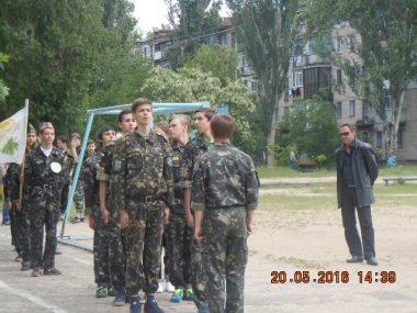 Школьники Корабельного района состязались в игре «Сокіл-Джура» | Корабелов.ИНФО image 19