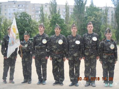 Школьники Корабельного района состязались в игре «Сокіл-Джура» | Корабелов.ИНФО image 20