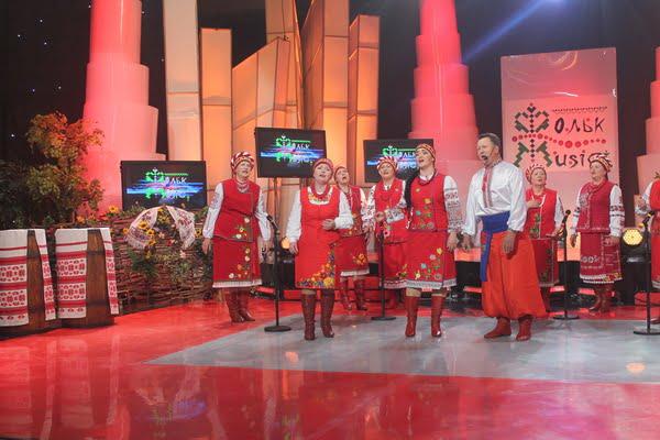 Вокальний ансамбль «Вітовчани» виступив на національному телебаченні у зйомках програми «Фольк-music»   Корабелов.ИНФО image 3