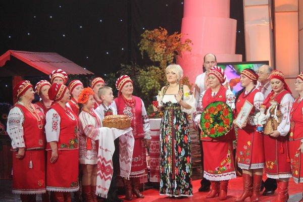 Photo of Вокальний ансамбль «Вітовчани» виступив на національному телебаченні у зйомках програми «Фольк-music»