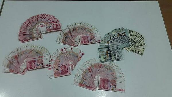 Николаевские таможенники изъяли у капитана китайского судна, зашедшего в ДБМП, немалые суммы в долларах и юанях | Корабелов.ИНФО image 4