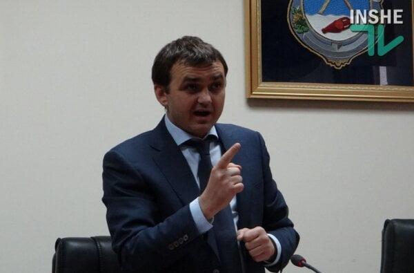 Николаевские общественники встретились таки с Мериковым, но встреча была нерадостной   Корабелов.ИНФО