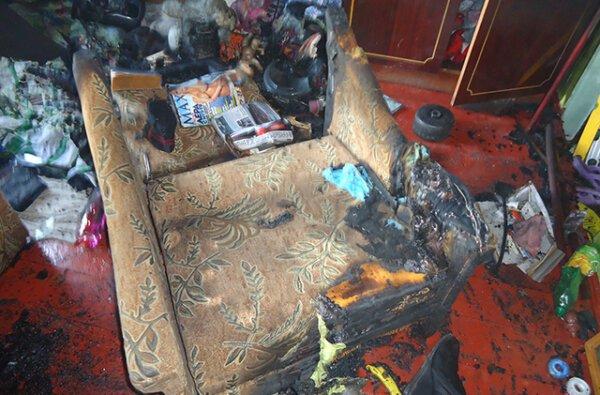 10 пожежних врятували будинок від полум'я у Корабельному районі | Корабелов.ИНФО image 1