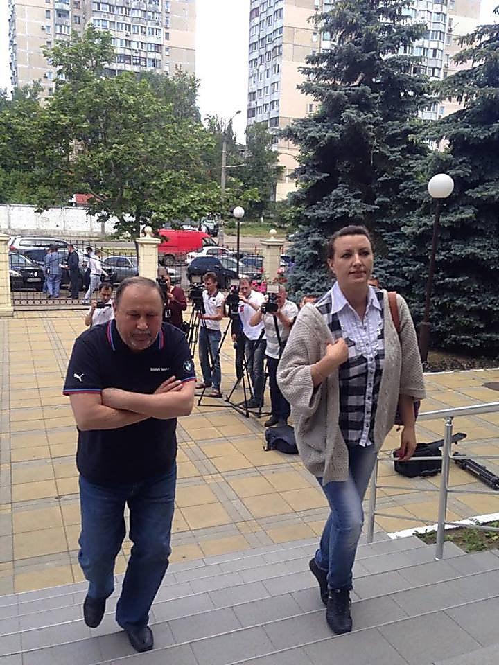 Пойманнный на взятке и сбежавший из больницы Романчук появился в суде | Корабелов.ИНФО image 5