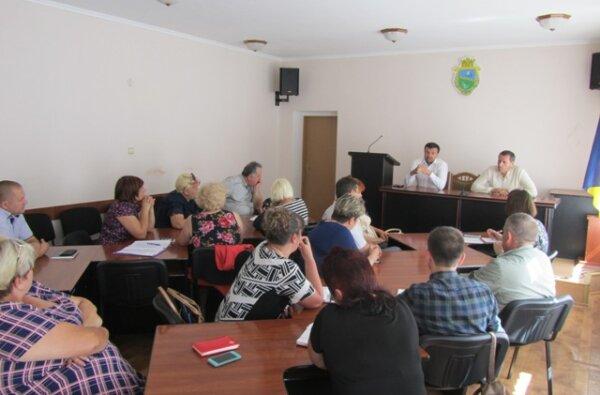 Триває утворення Галицинівської спроможної громади | Корабелов.ИНФО image 1