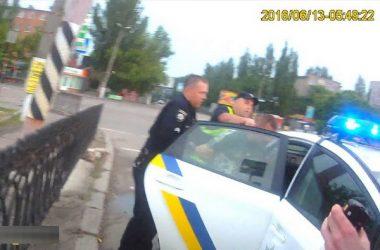 П'яному водієві, що побив інспектора у Корабельному відділу поліції, загрожує до п'яти років позбавлення волі   Корабелов.ИНФО image 2