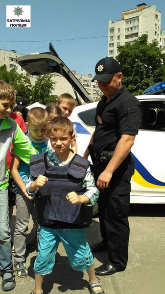 Патрульні відвідали табір у ДЦ позашкільної роботи Корабельного району | Корабелов.ИНФО image 3