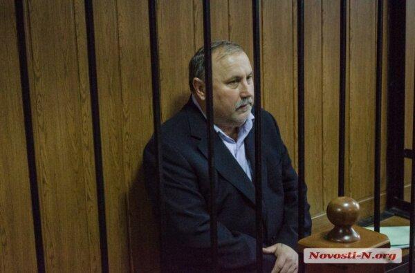 Суд отказался отпустить из-под стражи Николая Романчука, подозреваемого в получении взятки (видео)   Корабелов.ИНФО image 1