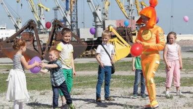 Photo of «Праздник Детства» прошел в СМП «Октябрьск»