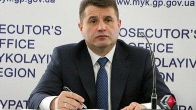 Photo of Последствия коррупционного скандала: Луценко потребовал от прокурора Николаевщины уволиться «по собственному желанию»