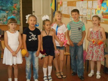 Весело проходить відпочинок дітей у пришкільних таборах   Корабелов.ИНФО image 12