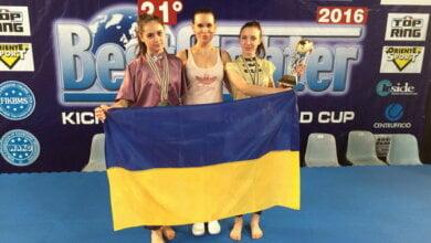 Photo of Кикбоксерки из Корабельного прославили Николаев на Кубке Мира в Италии (ВИДЕО)