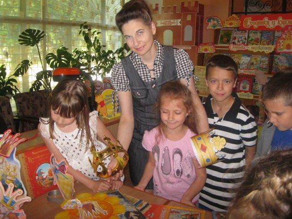«Літня подорож у Книжкове королівство» - програма літнього читання у бібліотеці для дітей №8 (ВІДЕО) | Корабелов.ИНФО image 3