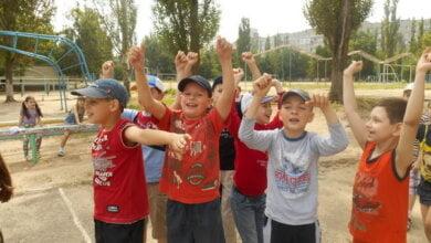 Photo of Весело проходить відпочинок дітей у пришкільних таборах