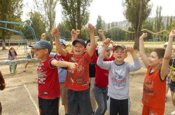 Весело проходить відпочинок дітей у пришкільних таборах   Корабелов.ИНФО image 6