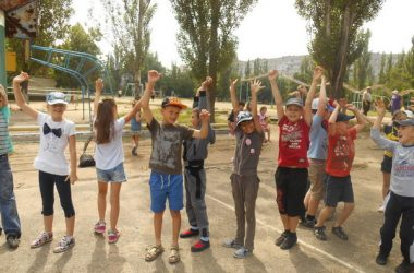 Весело проходить відпочинок дітей у пришкільних таборах   Корабелов.ИНФО image 5