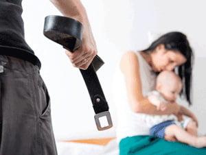 Насилие в семье недопустимо