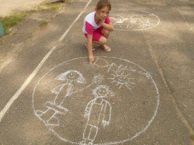 Весело проходить відпочинок дітей у пришкільних таборах   Корабелов.ИНФО image 1