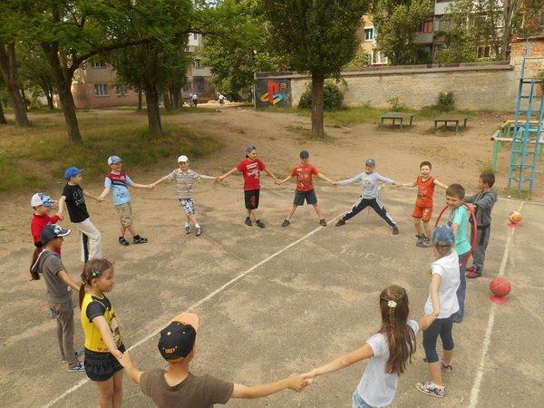 шкільний табір у школі №33