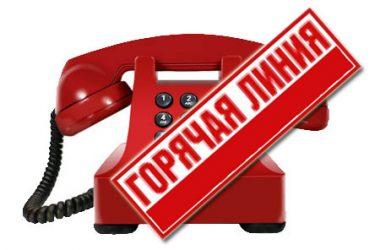"""Департамент праці та соціального захисту населення нагадує про постійно діючі телефонні """"гарячі лінії""""   Корабелов.ИНФО"""