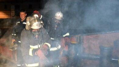 Photo of В Миколаїв зайшов на ремонт сухогруз і ледь не згорів