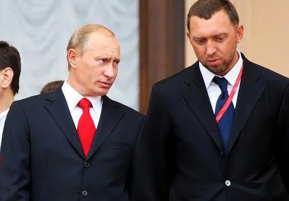Путин наградил владельца НГЗ, миллиардера Дерипаску | Корабелов.ИНФО