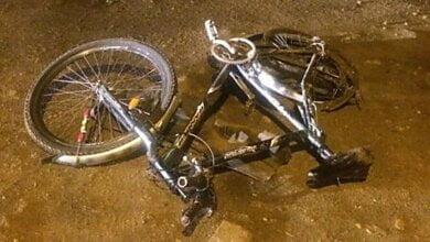 В Корабельном районе пьяный водитель «Mitsubishi» сбил велосипедиста и скрылся с места аварии | Корабелов.ИНФО image 1